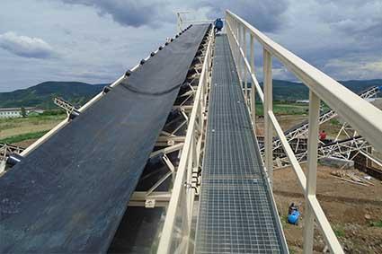 Comar Trust - conveyor belts 1