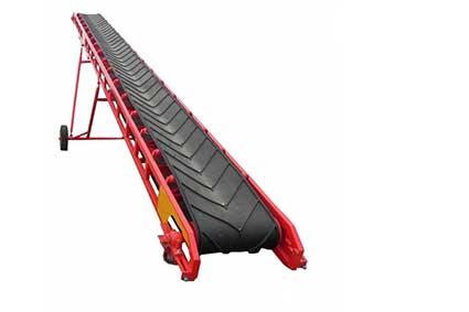 Comar Trust - conveyor belts 2